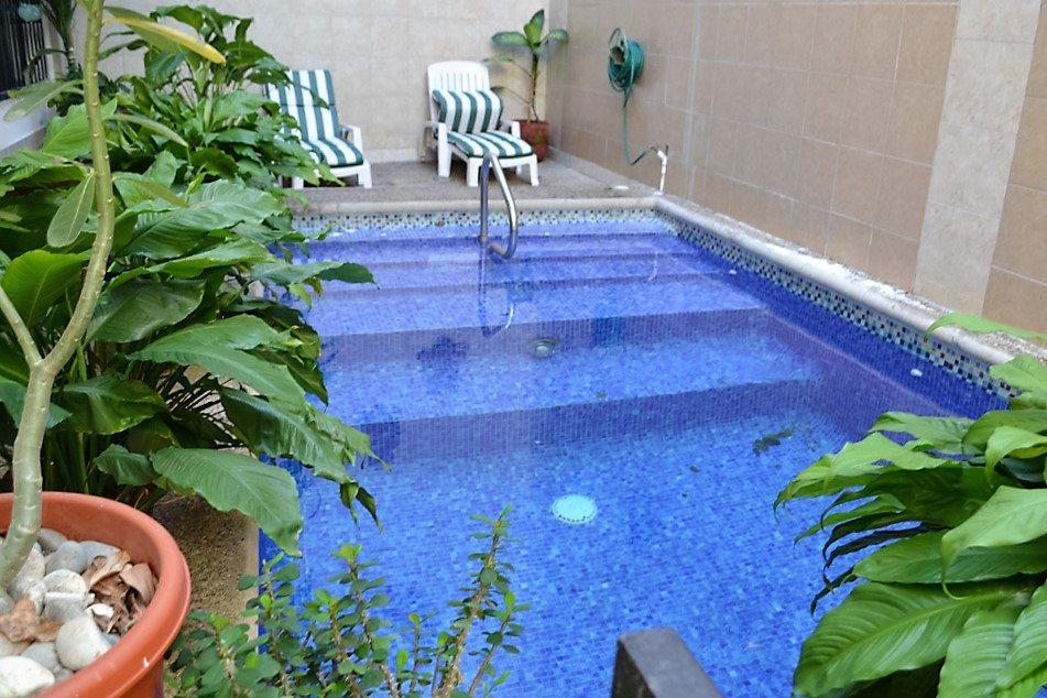 Apartment Victoria Puerto Vallarta Common Pool