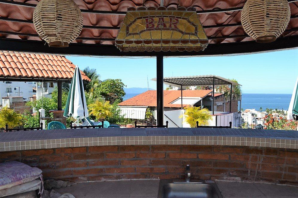 Apartment Victoria Puerto Vallarta Common Rooftop Terrace 7