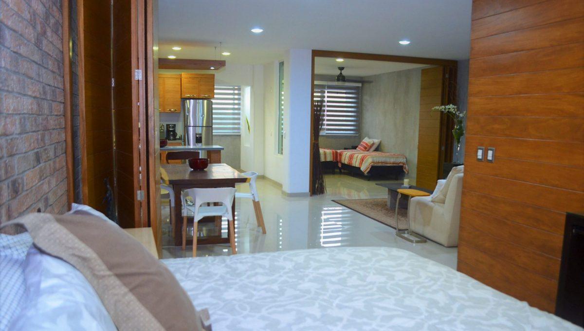Condo Loft 401 - Fluvial Puerto Vallarta Long Term Rental (6)