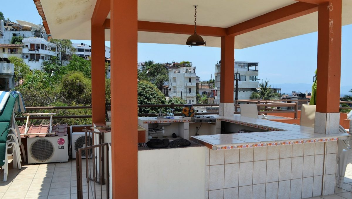 Max Common Rooftop - Puerto Vallarta Rental (1)