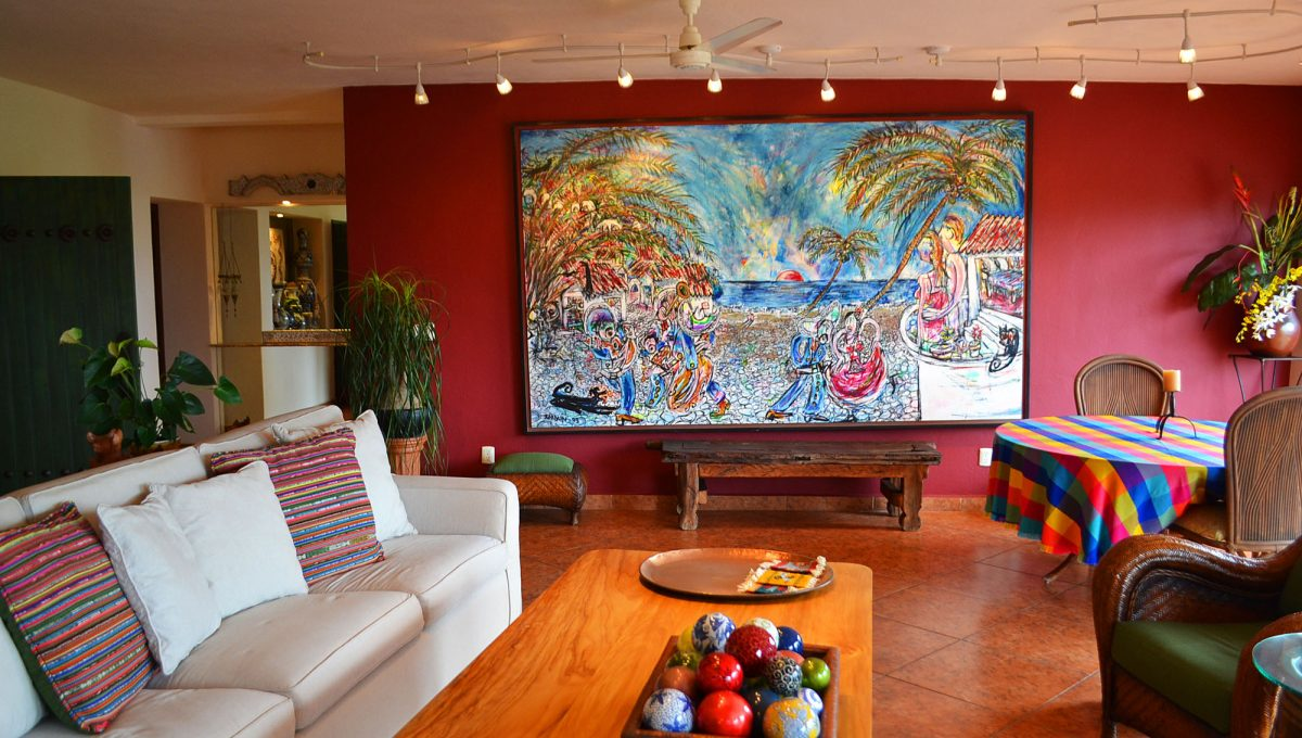 Condo Talavera Gringo Gulch - Puerto Vallarta Property For Rent  (10)
