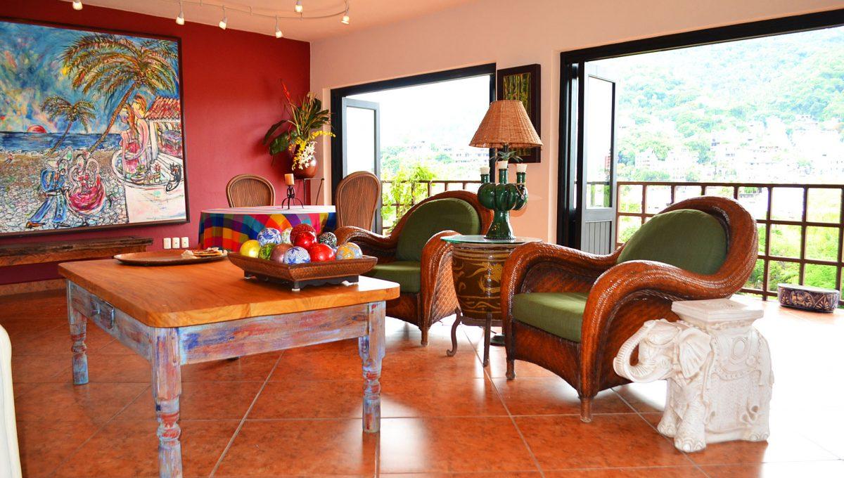 Condo Talavera Gringo Gulch - Puerto Vallarta Property For Rent  (101)