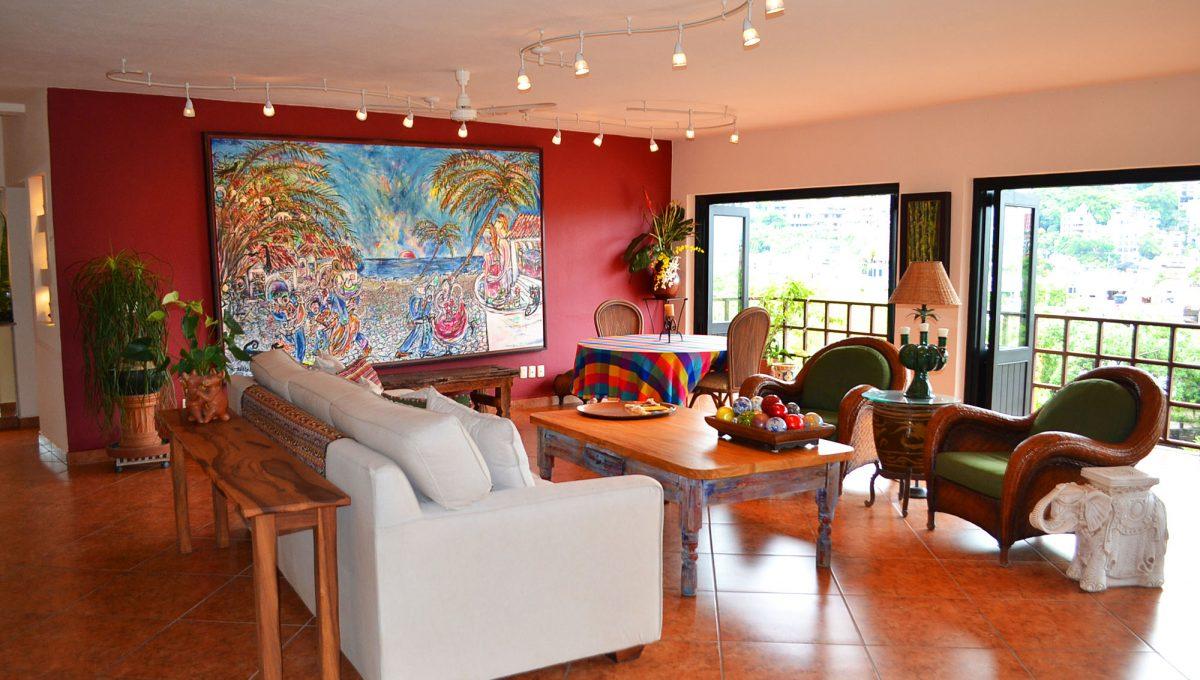 Condo Talavera Gringo Gulch - Puerto Vallarta Property For Rent  (13)