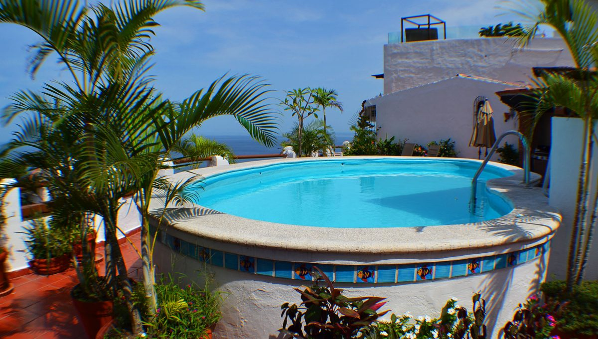 Santa Barbara Studio - Amapas Puerto Vallarta Vacation Rental (17)