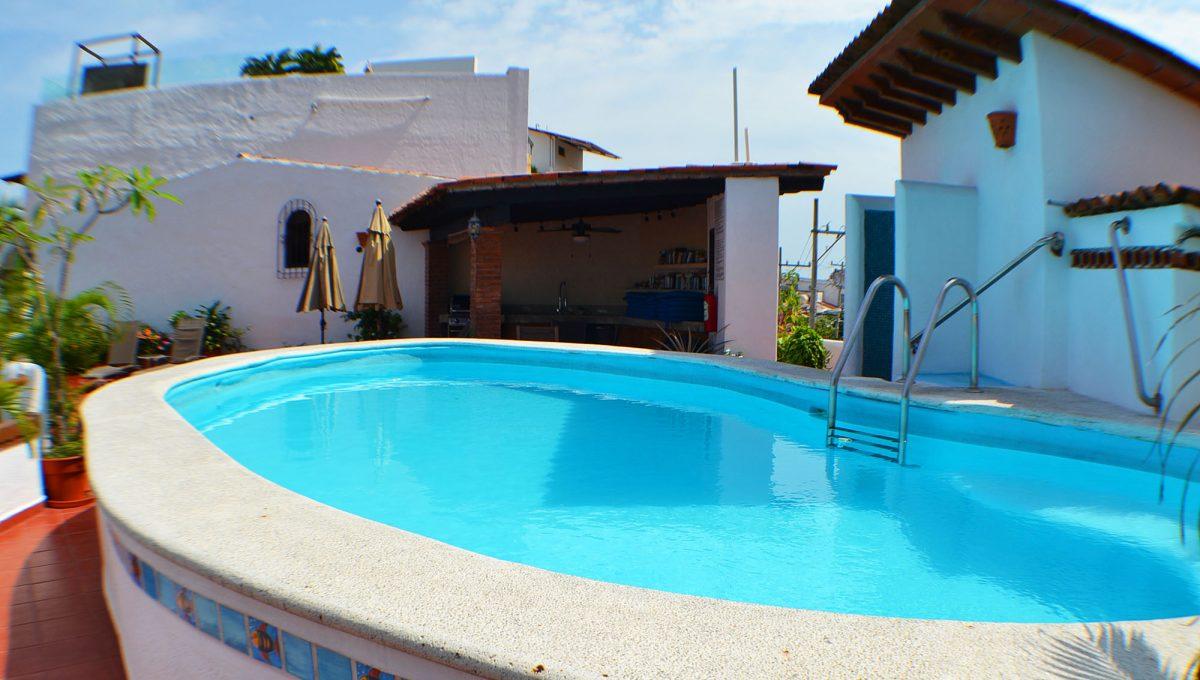 Santa Barbara Studio - Amapas Puerto Vallarta Vacation Rental (18)