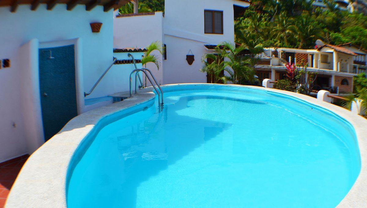 Santa Barbara Studio - Amapas Puerto Vallarta Vacation Rental (19)