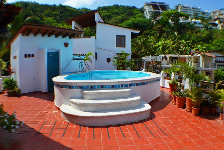 Santa Barbara Studio - Amapas Puerto Vallarta Vacation Rental (22)