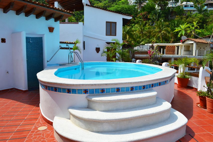 Santa Barbara Studio - Amapas Puerto Vallarta Vacation Rental (24)