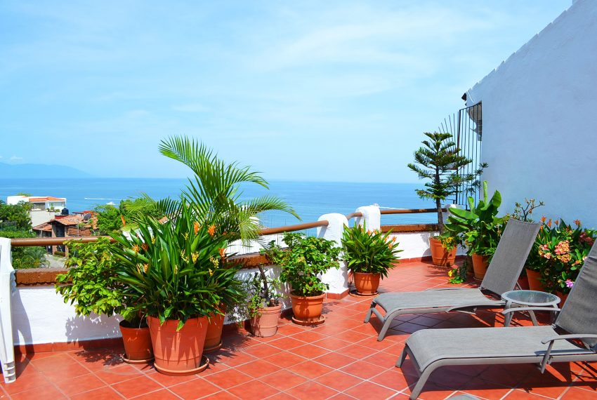 Santa Barbara Studio - Amapas Puerto Vallarta Vacation Rental (26)