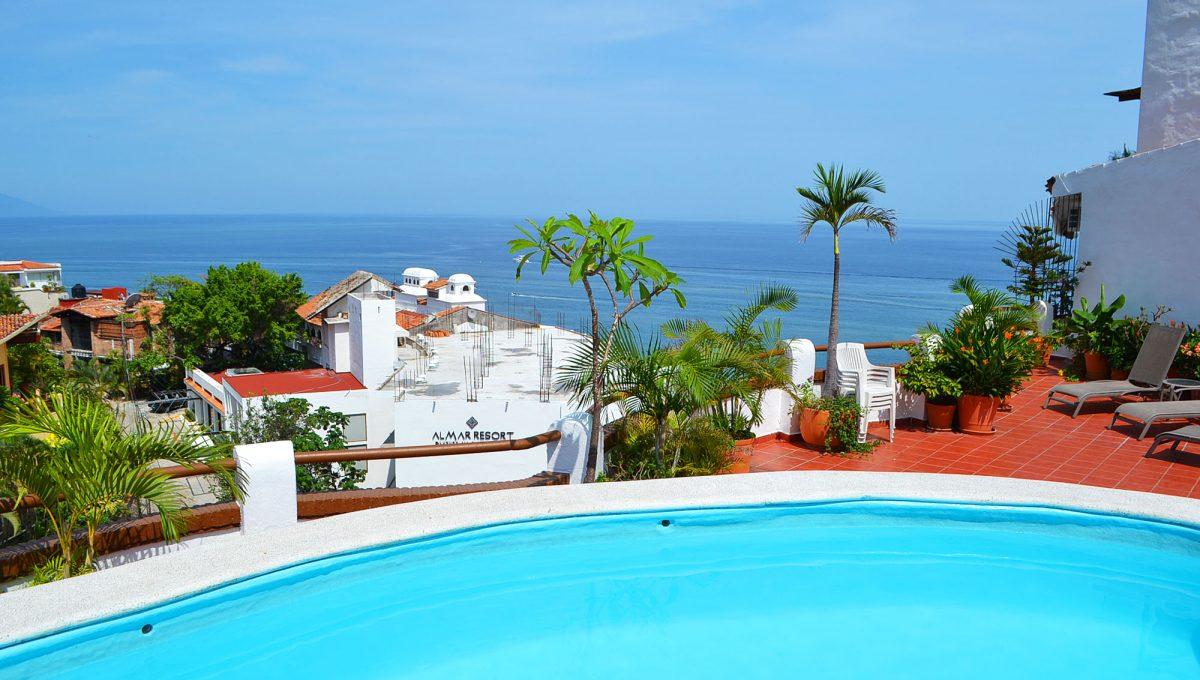 Santa Barbara Studio - Amapas Puerto Vallarta Vacation Rental (29)