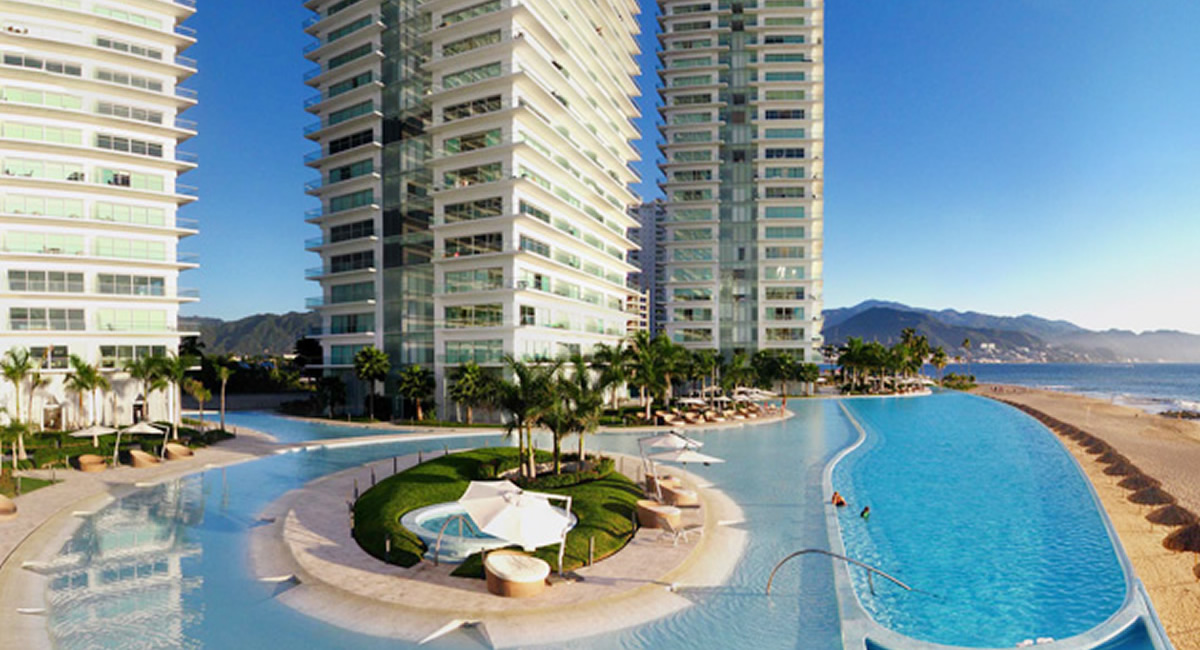 Condo peninsula vallarta dream rentals