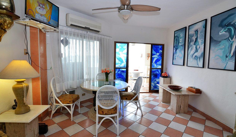 Condo Villa Santa Barbara 5 - 1 BD 1BA AMAPAS ALMAR RESORT LOS MUERTOS BEACH LONG TERM RENTAL PUERTO VALLARTA (14)