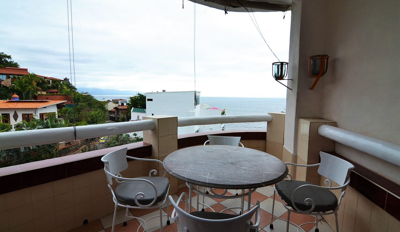Condo Villa Santa Barbara 5 - 1 BD 1BA AMAPAS ALMAR RESORT LOS MUERTOS BEACH LONG TERM RENTAL PUERTO VALLARTA (16)