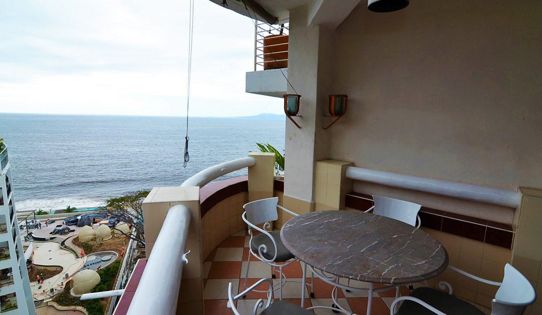 Condo Villa Santa Barbara 5 - 1 BD 1BA AMAPAS ALMAR RESORT LOS MUERTOS BEACH LONG TERM RENTAL PUERTO VALLARTA (17)