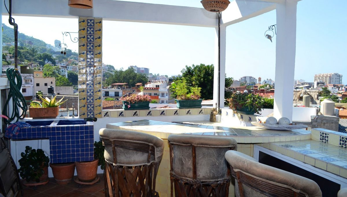 Casa Carrie Private Rooftop - Puerto Vallarta Vacation Rental Romantic Zone (1)