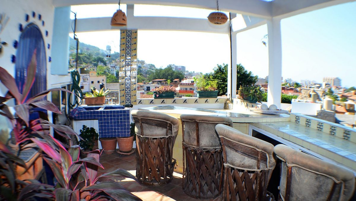 Casa Carrie Private Rooftop - Puerto Vallarta Vacation Rental Romantic Zone (12)