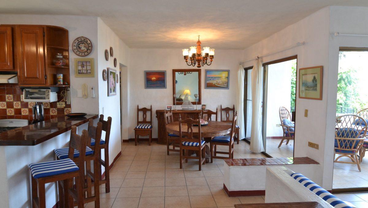 Condo Caracoles 3 - Conchas Chinas Puerto Vallarta Condo For Rent (10)