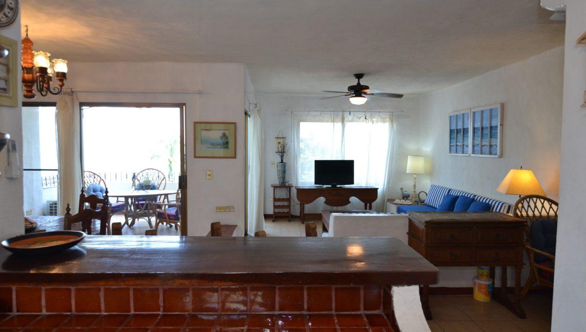 Condo Caracoles 3 - Conchas Chinas Puerto Vallarta Condo For Rent (11)