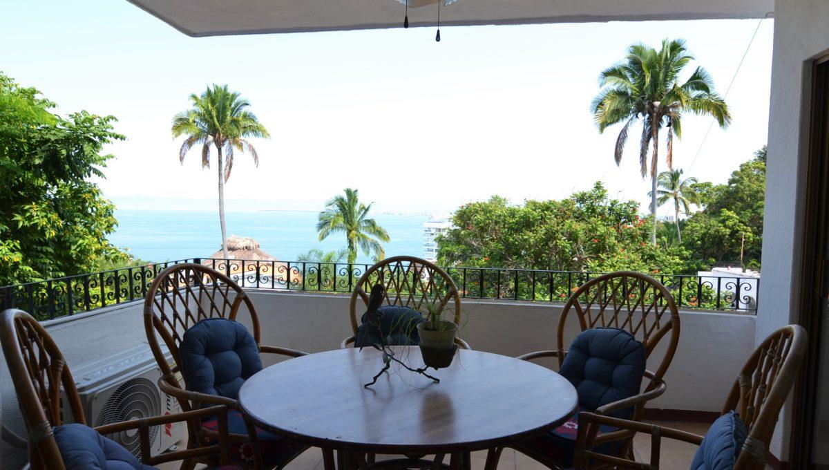 Condo Caracoles 3 - Conchas Chinas Puerto Vallarta Condo For Rent (2)