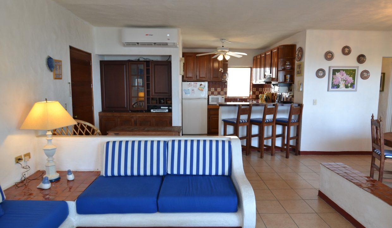 Condo Caracoles 3 - Conchas Chinas Puerto Vallarta Condo For Rent (7)
