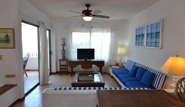 Condo Caracoles 3 - Conchas Chinas Puerto Vallarta Condo For Rent (8)