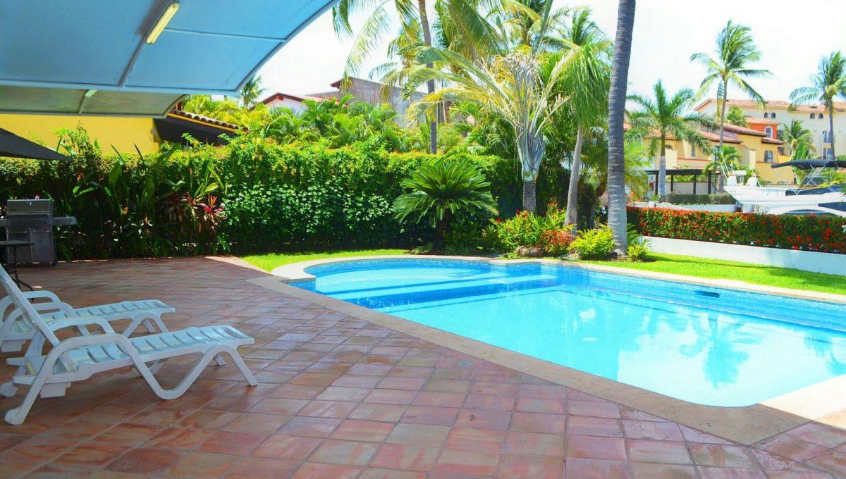 Casa Punta Iguana - Marina Vallarta Luxury Villa Long Term Rental (11)