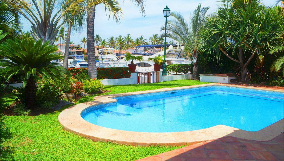 Casa Punta Iguana - Marina Vallarta Luxury Villa Long Term Rental (12)