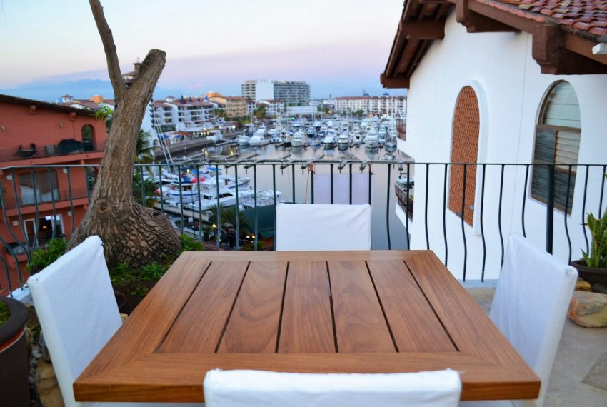Condo Las Palmas Penthouse - Marina Vallarta Long Term Rental (14)