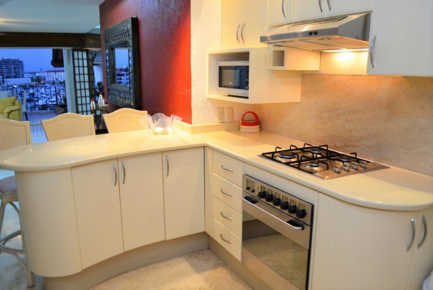 Condo Las Palmas Penthouse - Marina Vallarta Long Term Rental (27)
