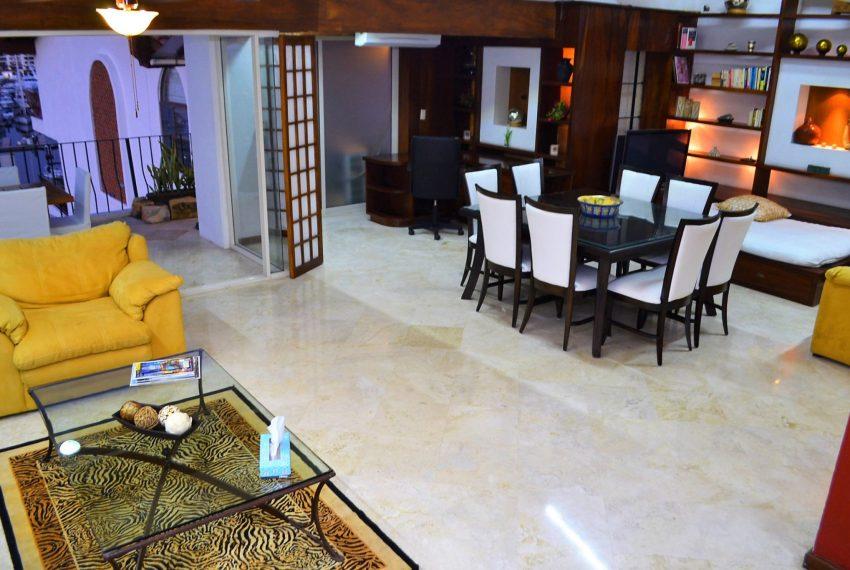 Condo Las Palmas Penthouse - Marina Vallarta Long Term Rental (32)