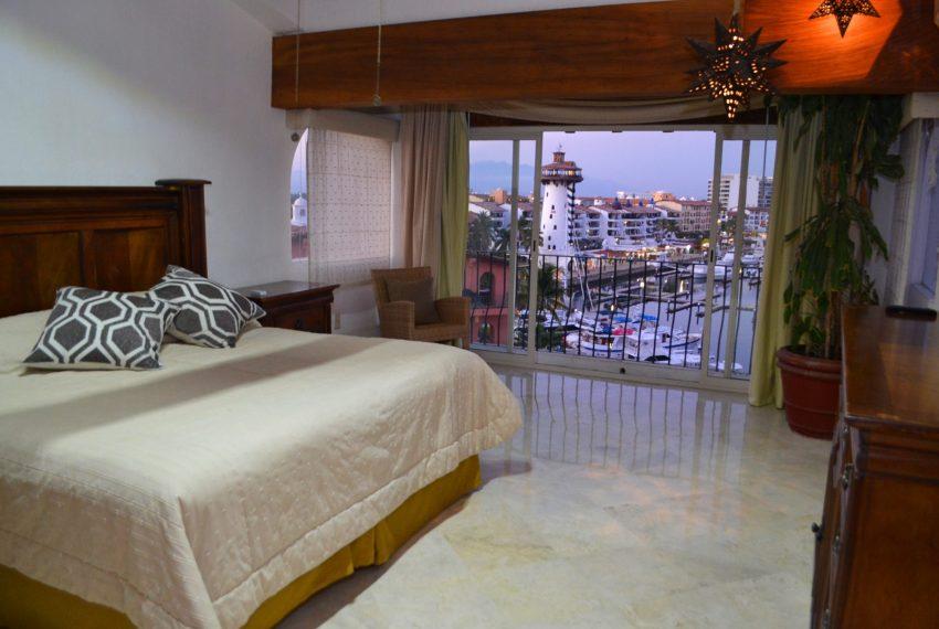 Condo Las Palmas Penthouse - Marina Vallarta Long Term Rental (39)