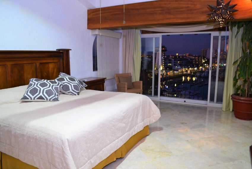 Condo Las Palmas Penthouse - Marina Vallarta Long Term Rental (59)
