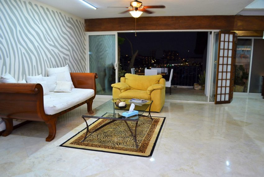 Condo Las Palmas Penthouse - Marina Vallarta Long Term Rental (63)