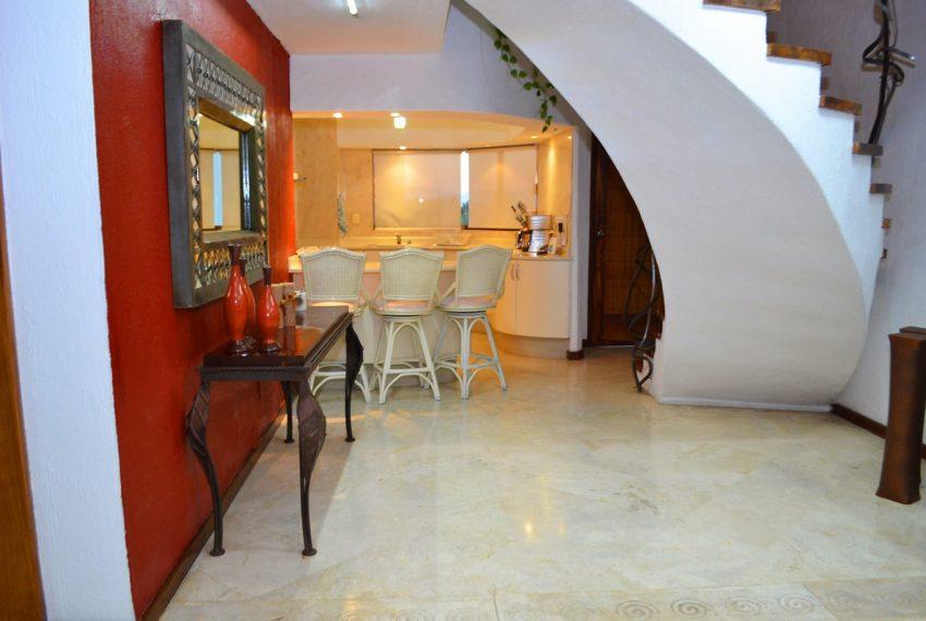 Condo Las Palmas Penthouse - Marina Vallarta Long Term Rental (8)