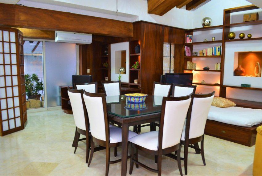 Condo Las Palmas Penthouse - Marina Vallarta Long Term Rental (9)
