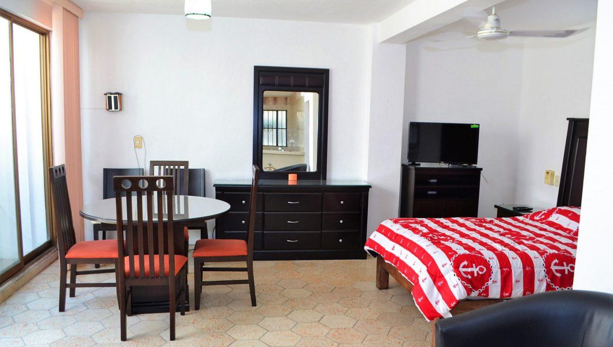 Studio Cortez - Centro Puerto Vallarta Long Term Rental (2)
