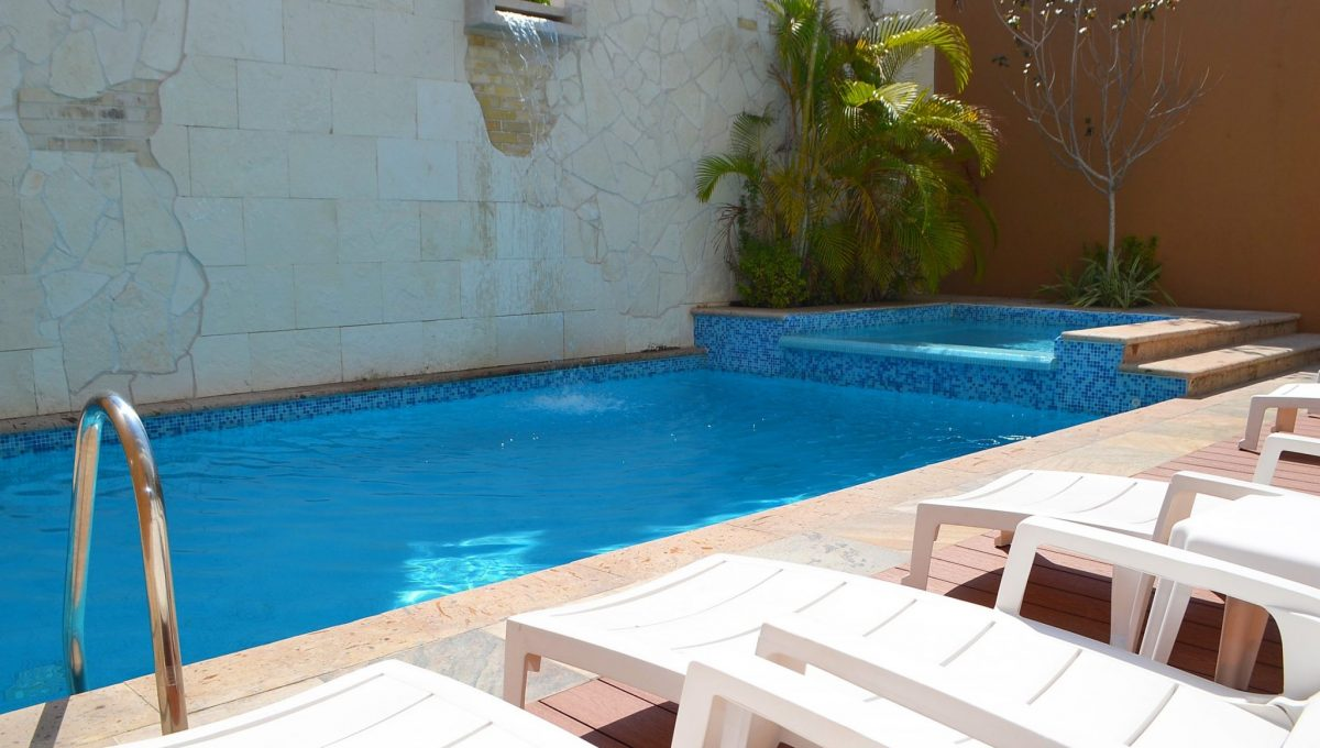 Apartment Centro Common Areas Pool - Puerto Vallarta Vacation Rentals (2)