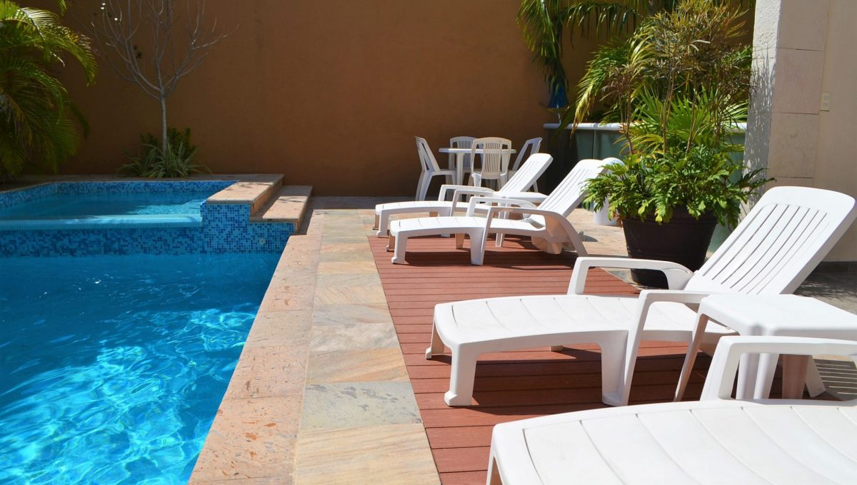 Apartment Centro Common Areas Pool - Puerto Vallarta Vacation Rentals (3)