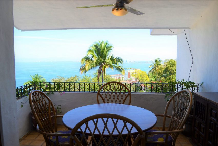Condo Caracoles 8 - Conchas Chinas Puerto Vallarta Apartment For Rent (10)
