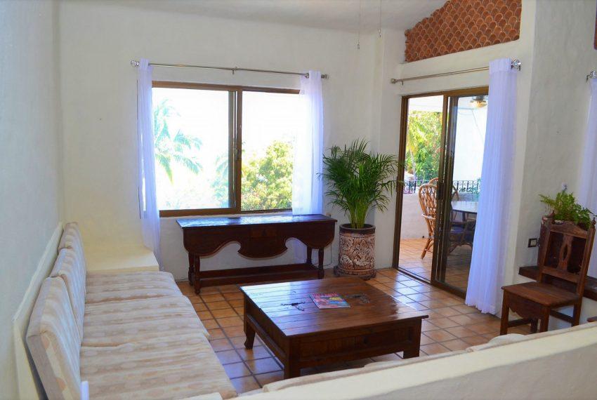 Condo Caracoles 8 - Conchas Chinas Puerto Vallarta Apartment For Rent (2)