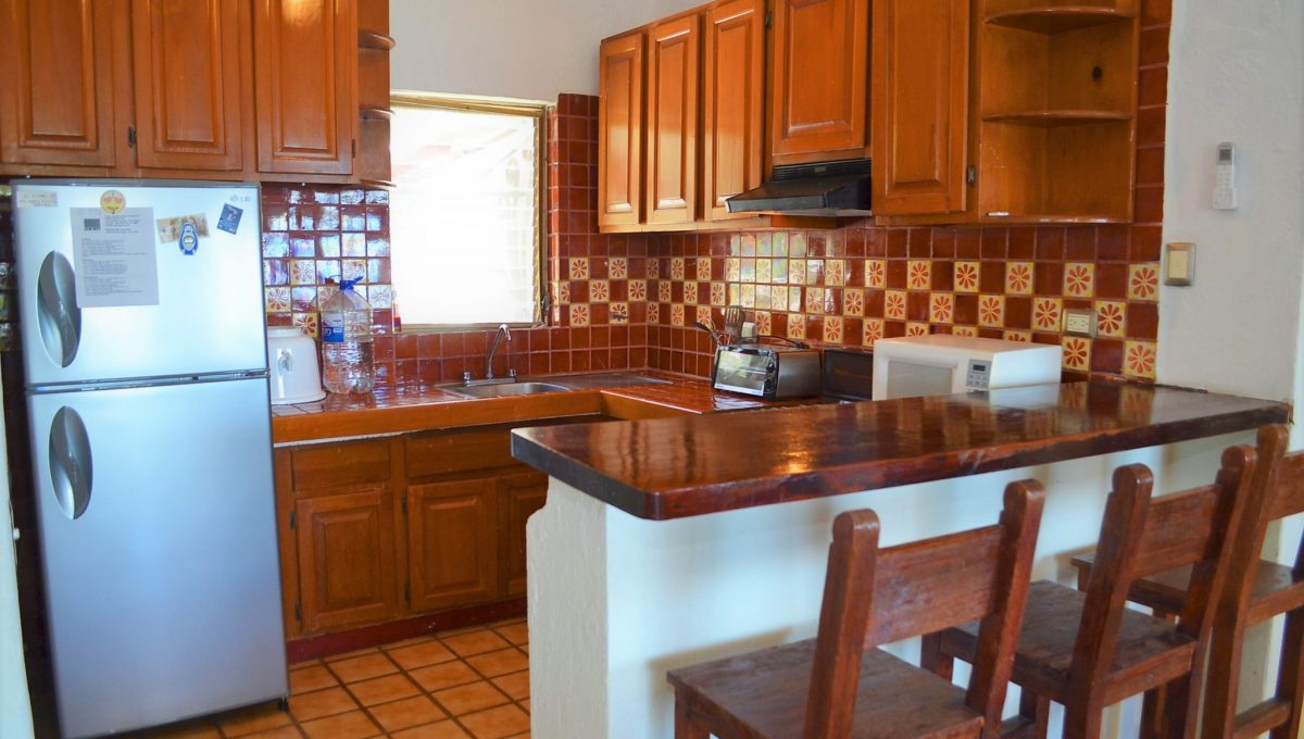 Condo Caracoles 8 - Conchas Chinas Puerto Vallarta Apartment For Rent (4)