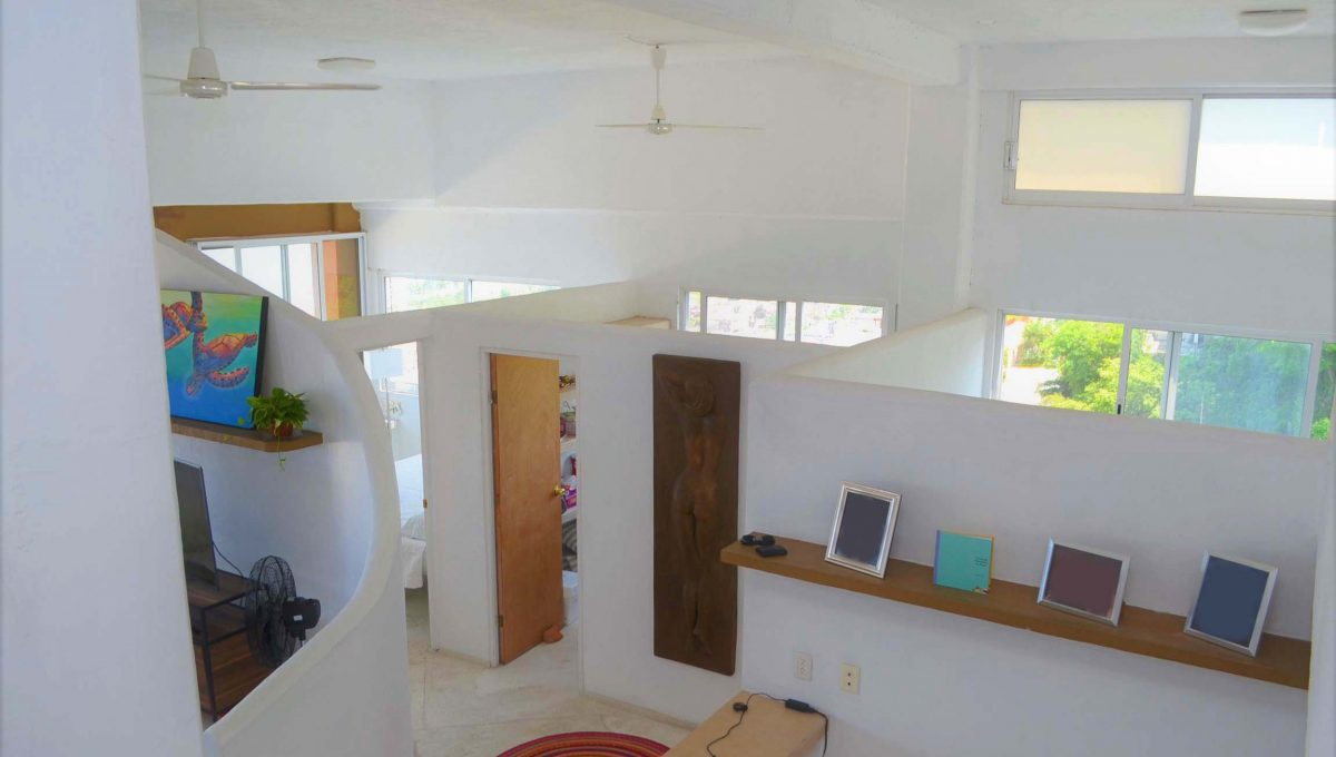 Apartment Costa Rica 6- 2 BD + Loft- 5 de Diciembre Puerto Vallarta Condo Rental Vacation Long Term (15)