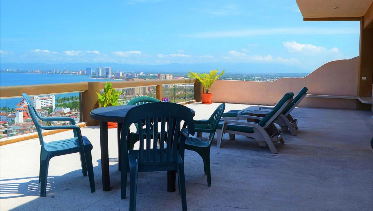 Apartment Costa Rica 6- 2 BD + Loft- 5 de Diciembre Puerto Vallarta Condo Rental Vacation Long Term (2)