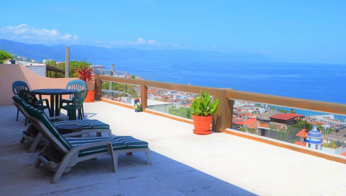 Apartment Costa Rica 6- 2 BD + Loft- 5 de Diciembre Puerto Vallarta Condo Rental Vacation Long Term (4)