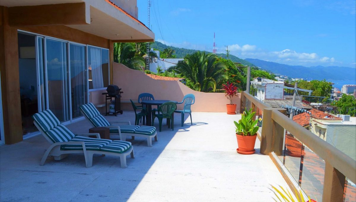 Apartment Costa Rica 6- 2 BD + Loft- 5 de Diciembre Puerto Vallarta Condo Rental Vacation Long Term (5)