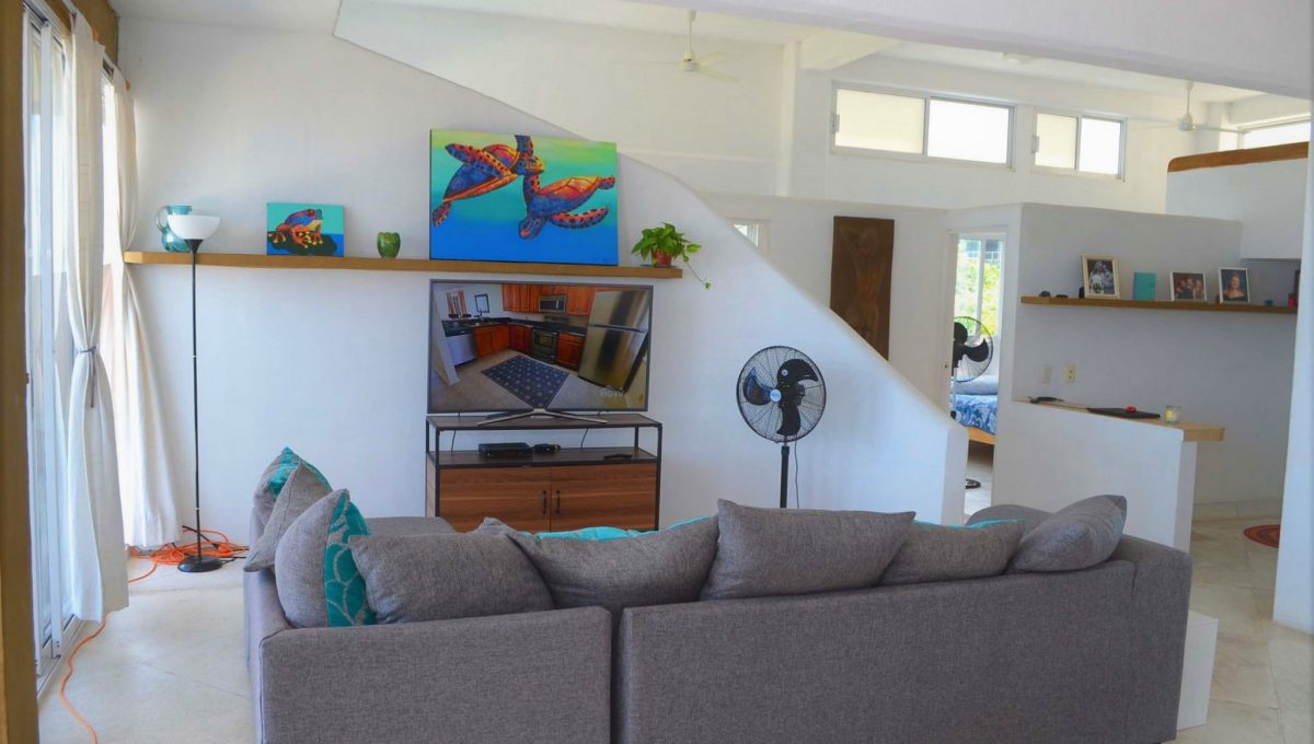 Apartment Costa Rica 6- 2 BD + Loft- 5 de Diciembre Puerto Vallarta Condo Rental Vacation Long Term (6)
