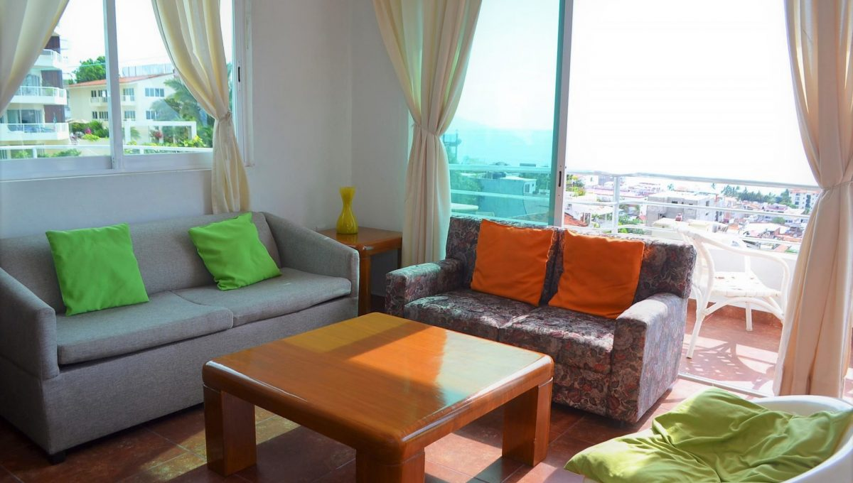 Apartment Sol - 5 de Diciembre Long Term Puerto Vallarta Rental (10)