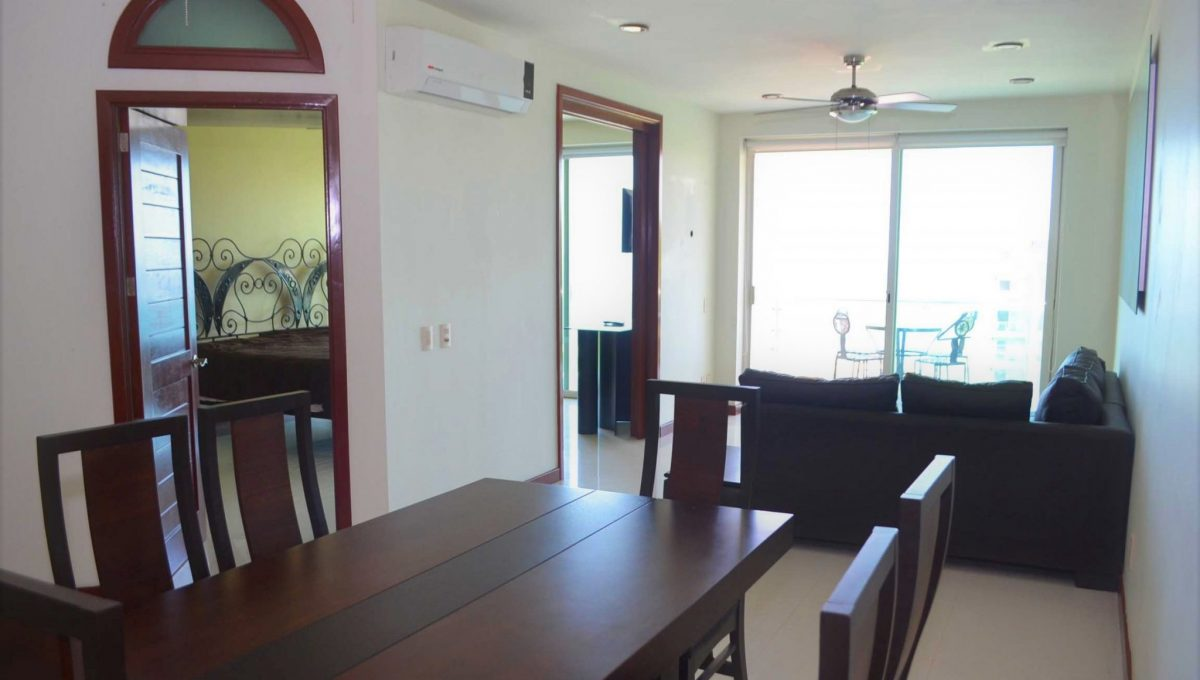 Condo Torre Diamante 10 - Puerto Vallarta Condo Rental Long Term 5 de Diciembre (2)