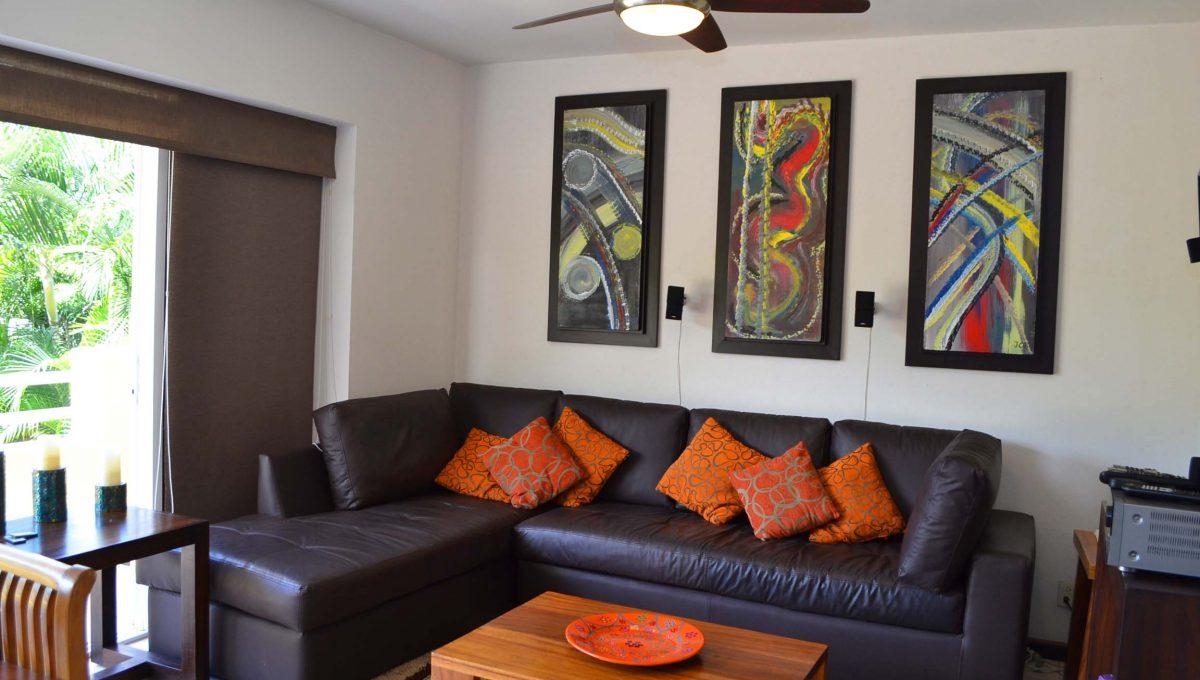 Condo Santa Fe A204 - Nuevo Vallarta Flamingos Condo For Rent Long Term Vacation (1)