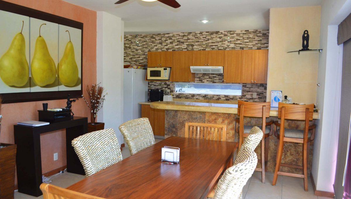 Condo Santa Fe A204 - Nuevo Vallarta Flamingos Condo For Rent Long Term Vacation (10)
